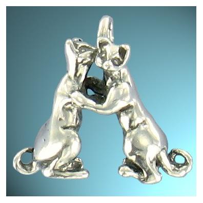 A - Het alfabet in zilver