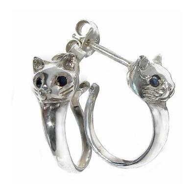 Oorbel Egyptische katten